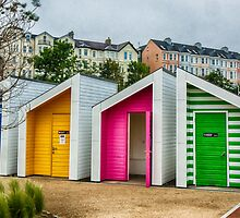 Bangor Stalls by Adam Northam