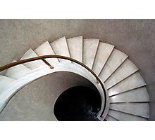 Spiral Stair - Denys Lasdun Photographic Print