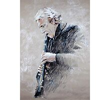 Trumpetist Flamenco Photographic Print