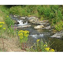 Wild Waters Tamed  Photographic Print