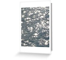 Sparkling Water Greeting Card