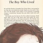 The Boy Who Lived by Jade Jones