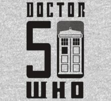 50 YEARS DOCTOR WHO //on light colours// by SallySparrowFTW
