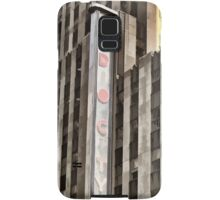 Radio City Samsung Galaxy Case/Skin