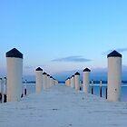 Blue Sky Dock by emperorBear
