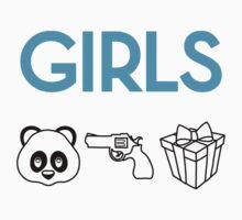 GIRLS  by Whiteland