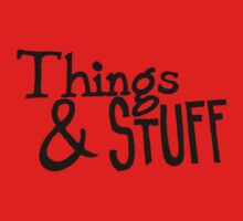 Things & Stuff by JennHolton