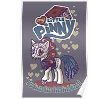 My Little Pinny Poster