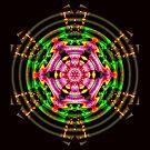 Vivid Circle by Michael Matthews