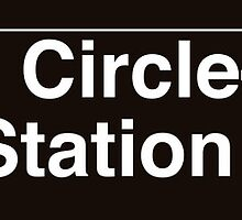 NYC Columbus Circle - 59 Street Station A-C-B-D-1 by axemangraphics