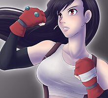 Tifa by SaBasse