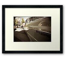 Hot August Nights 14 - Reno, NV Framed Print