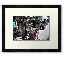 Hot August Nights 17 - Reno, NV Framed Print