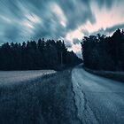 Roadway to the sky by RnDmPhoto