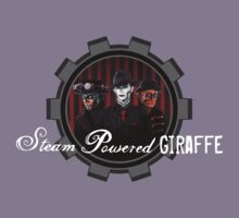 Steam Powered Giraffe by Jayne Plant