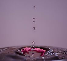 Water Drop Photography by Paul Cudina
