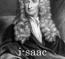 i-saac Newton by play