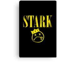Stark Legacy Canvas Print