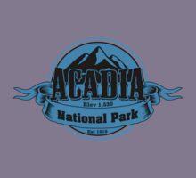 Acadia, Maine National Park T-Shirt