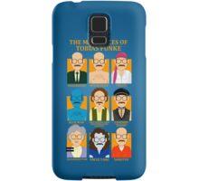 The Many Faces of Tobias Fünke Samsung Galaxy Case/Skin