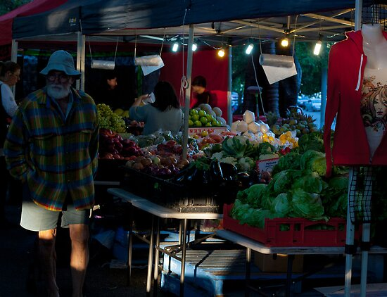 Colours of the Markets by Jordan Miscamble