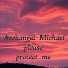 ARCHANGEL MICHAEL by Jon de Graaff