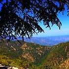 Over the Troodos Mountains  by SoftHope
