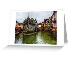 Annecy 2 Greeting Card