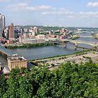 City of Bridges by MsKimberly