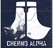 Cherno Alpha by Mihaela  A.