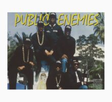 Public Enemies (N.W.A.) by Kartoon23DGK