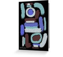Beyond the Pale No. 5 Greeting Card