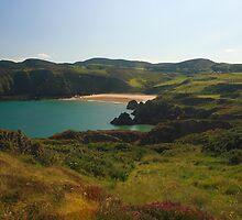 Fanad Head Beach by Adrian McGlynn