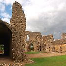 Sherborne Old Castle (1) by kalaryder