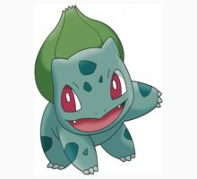 Bulbasaur by coltoncaelin