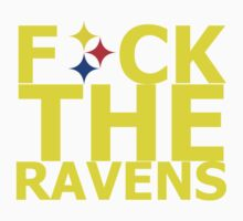 F*ck The Ravens - Censored version by Brendan Raysor