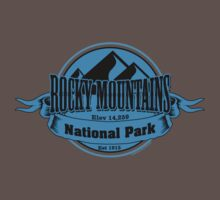 Rocky Mountains National Park, Colorado Kids Clothes