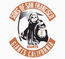 Sons Of San Francisco Giants by daleos