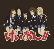 K-ON! by PinkiexDash