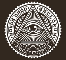 Anti New World Order - Annuit Coeptis by Immortalized