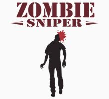 Zombie sniper by monkeybrain