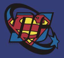 DC Superman Logo by Laura Mancini
