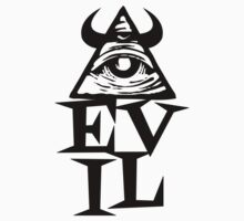 All Seeing Eye - Evil by Immortalized