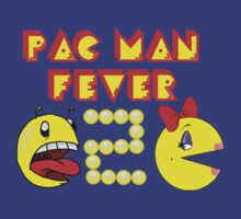 Pac-Man Fever 2 the relapse t-shirt 1 by DanDav