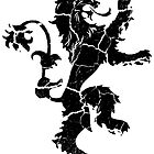 House Lannister Black Worn by Greg Brooks
