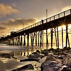 Oceanside Pier by Michael Atkins