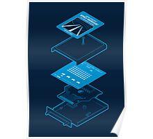 Blueprint Invasion Poster
