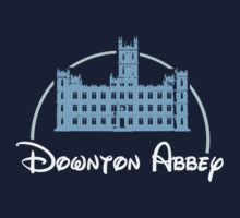 Downton Abbey / Disney T-Shirt