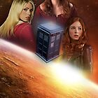 Doctor Who- Companions by PaytonGilley