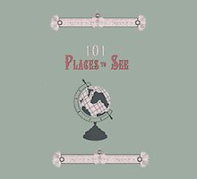 101 Places Too See by Joshua Strickland